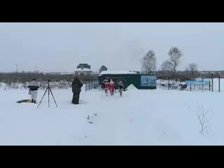 Моржи из Кемерово