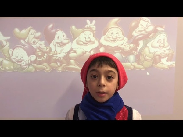 Петросян Акоп читает стихотворение Ольги Видяйкиной