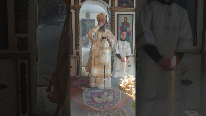 Епископ Гурий о святых Архангелах Ангелах и других Небесных Силах