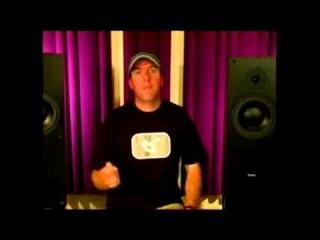 Битбокс урок - Классический бас (русская озвучка)
