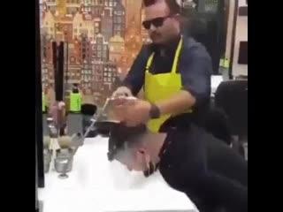 Когда парикмахер отец твоей девушки..