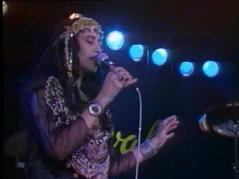 Fatamorgana (Montreux) - 1990. Ofra Haza (19.11.1957 - 23.02.2000.)