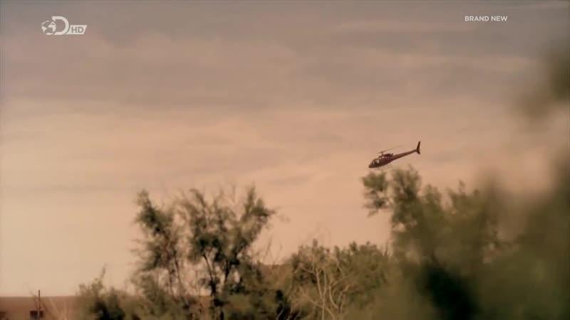 Беар Гриллс по стопам выживших Пустыня 3 серия 720p