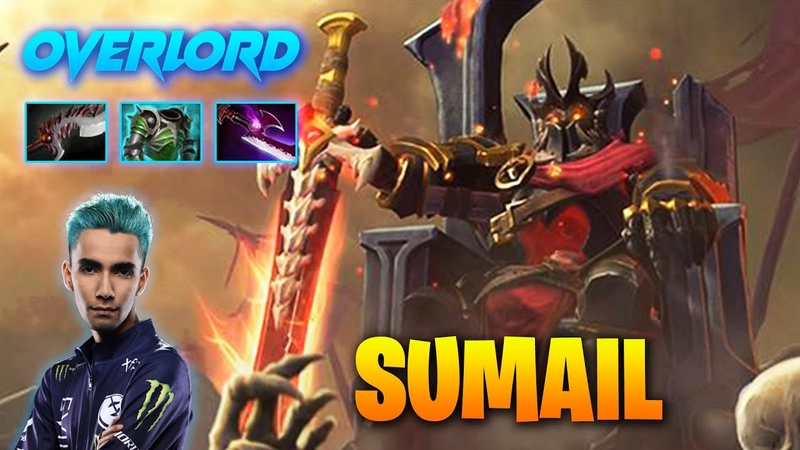 SumaiL Wraith King SKELETON OVERLORD Dota 2 Pro Gameplay Watch Learn