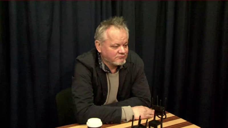 Глюкк TV I In ARTE LIBERTAS I Андрей Сикорский в гостях у Татьяны Казанской