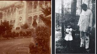«АРАБСКАЯ ДАЧА» с трагической судьбой. К 100-летию со дня рождения Марии Чуковской