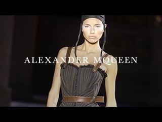 Alexander McQueen | Women's Autumn/Winter 2002 | Runway Show