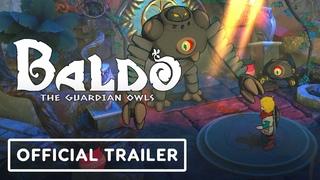 Baldo: The Guardian Owls - Official Release Date Trailer