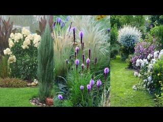 Полезные идеи для сада дизайн красивых цветников