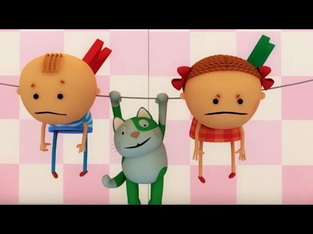 Аркадий Паровозов Спешит на помощь все серии сборник 1 25 развивающий мультфильм для детей