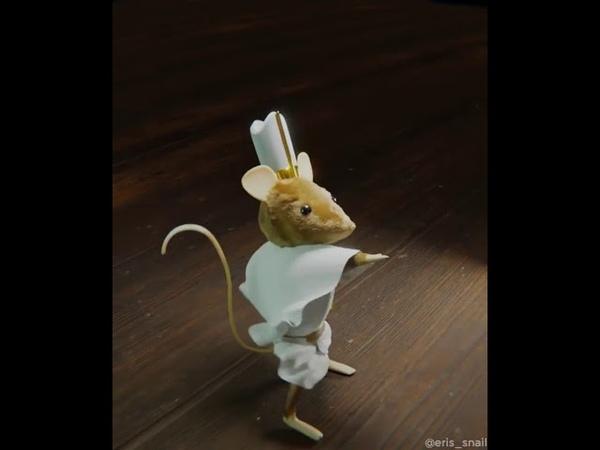 Christian Rat dancing to Ameno dorime Brazilian Remix