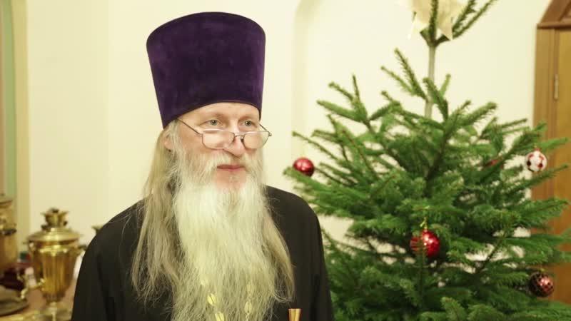 В Рязани состоялось награждение клирика епархии высокой наградой 2020 год