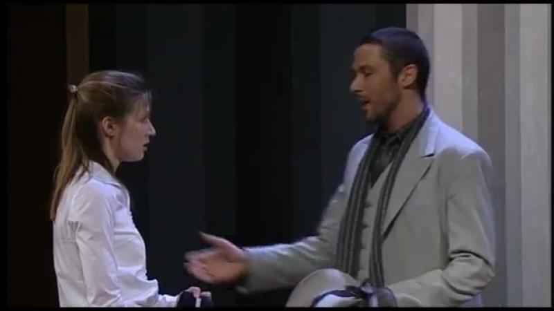 Emilia Galotti Lessing Burgtheater Wien Andrea Breth