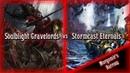 Age of Sigmar Battle Report Soulblight Gravelords vs Stormcast Eternals