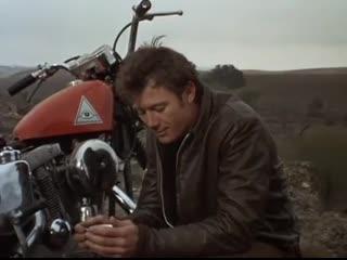 Then Came Bronson (1969) - Michael Parks Bonnie Bedelia Akim Tamiroff Gary Merrill Sheree North Martin Sheen Bert Freed