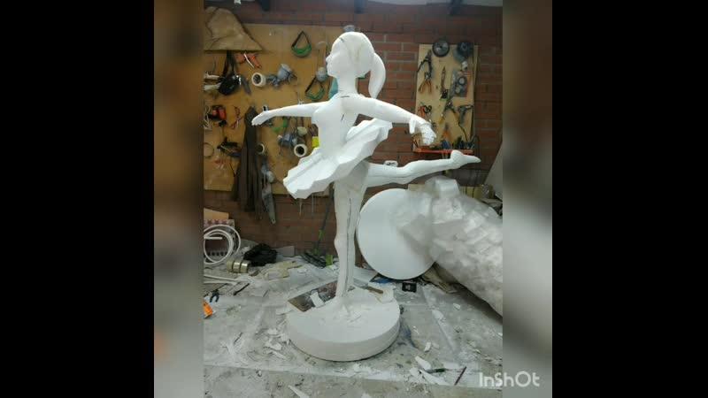Балерина процесс