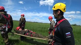 Соревнования воронежских спасателей Лиски 2021