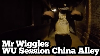Mr Wiggles Bronx WU Session (Smurf, Burns, Hand Styles, Top Rock)