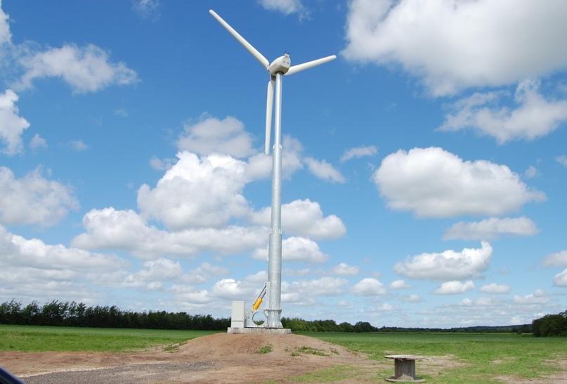 Ветрогенератор 30 кВт