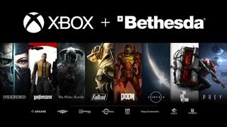 Xbox & Bethesda Трейлеры и геймплей