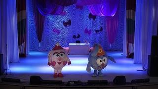 Новогодний спектакль «Виртуальный Новый год»