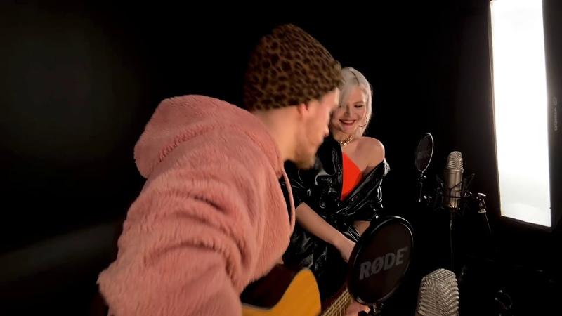 Gorillaz Feel Good Inc Billie Eilish Bad Guy Alena Chayka Nikita Avdeev Acoustic Cover