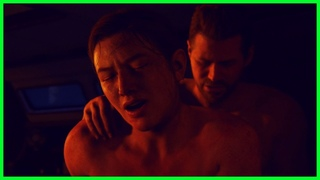 The Last Of Us Part II - Abby Sex Scene