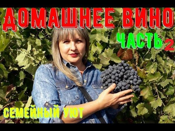Вино своими руками Снимаем вино с осадка Часть 2