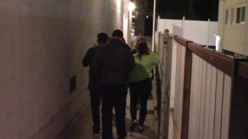 Лана Дель Рей прибывает в церковь Hillsong Беверли Хиллз США 26 02 2020