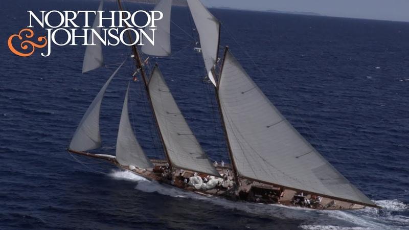 Luxury sailing yacht for sale GERMANIA NOVA