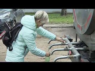 Подвоз питьевой воды организован в пострадавшие районы Минска