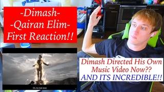 Metalhead Photographer REACTS to Dimash - Qairan Elim