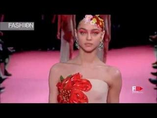 Zhenya Katava couture spring summer 2019
