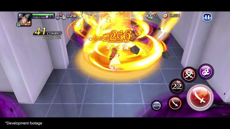 CFYOW x Bleach Brave Souls Kenpachi CFYOW Ver. Video