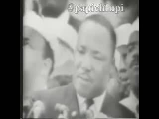 Папич - дебаты против Лютера Кинга
