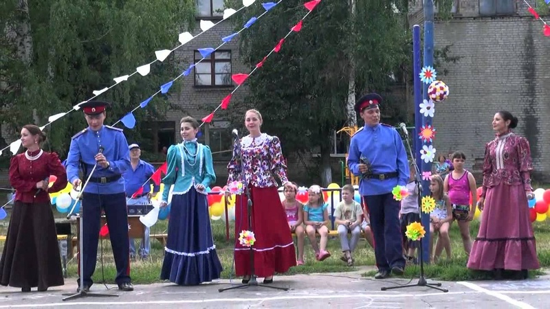 Алатырь День города 2014 Звучи Российская Глубинка