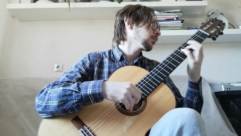 Иван Смертин. 1 тур. Магия гитары 2020.