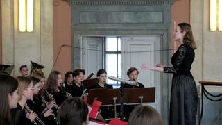 Bamboleo - Духовой оркестр ССМШ г.Санкт-Петербург