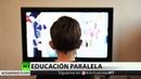 Un canal estatal francés enseña a los niños a difamar a Rusia