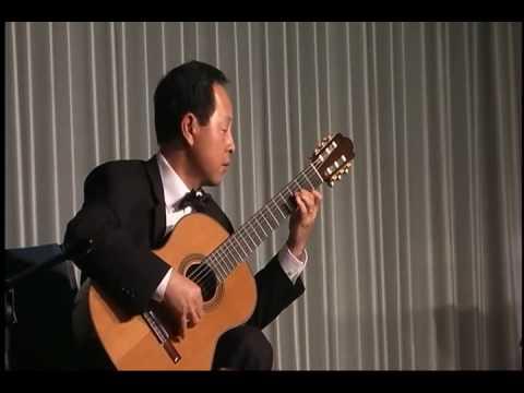 LƯU THỦY arr Tạ Tấn Huỳnh Hữu Đoan độc tấu guitar