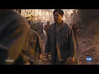 The terror infamy видеоролик о создании визуальных эффектов
