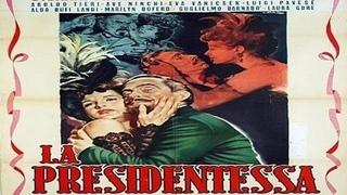 LA PRESIDENTA (1952) de Pietro Germi con Ave Ninchi, Silvana Pampanini, Carlo Dapporto by Refasi
