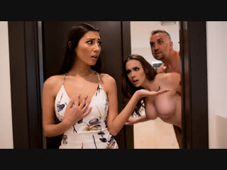 Chanel Preston - One Night Is Too Long: Part 2 [2019-01-10, Average Body, Big Tits, Blowjob, Brunette, Caucasian, Cheating]