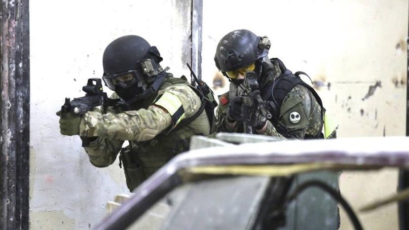 "12 августа 1993 года был создан отряд спецназа ФСБ ""Град"" (город Санкт-Петербург)."