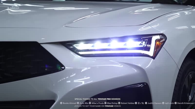 2021 Acura TLX Production Line Honda American Car Factory