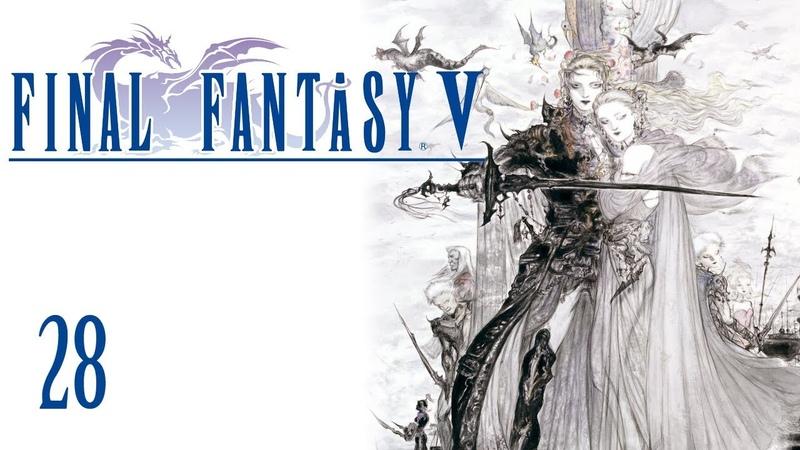 Final Fantasy V GBA Part 28 Kornago Kapturing