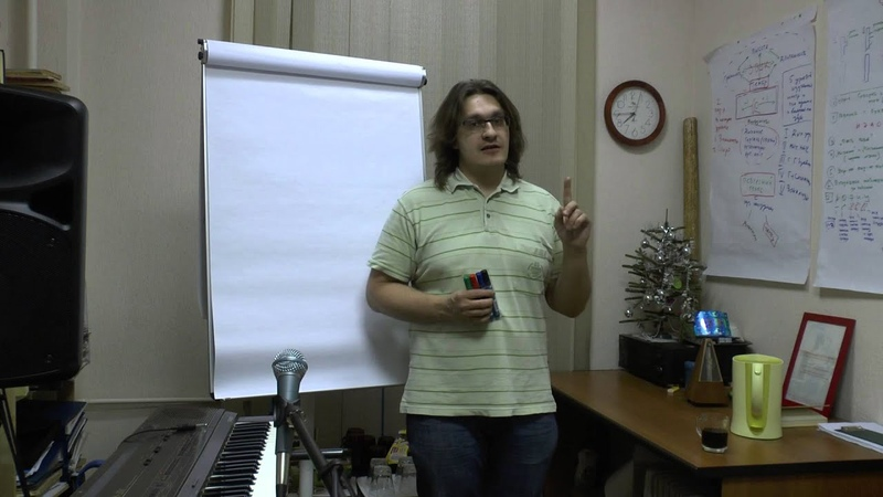 Уроки вокала Мышление вокалиста хоровика