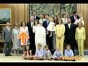 La familia del rey Juan Carlos I. Nivel A1