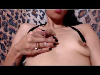 saggy lactating nipples