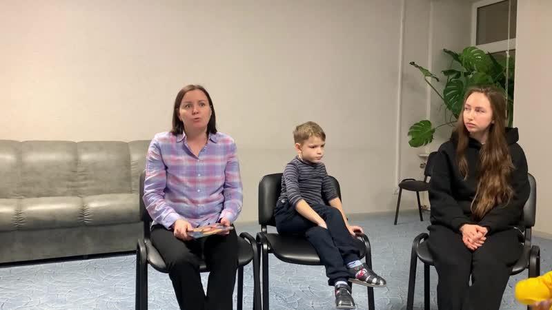 Лечение заикания в 6 лет в Центре Татьяны Соловьевой Отзыв о мамы о курсе